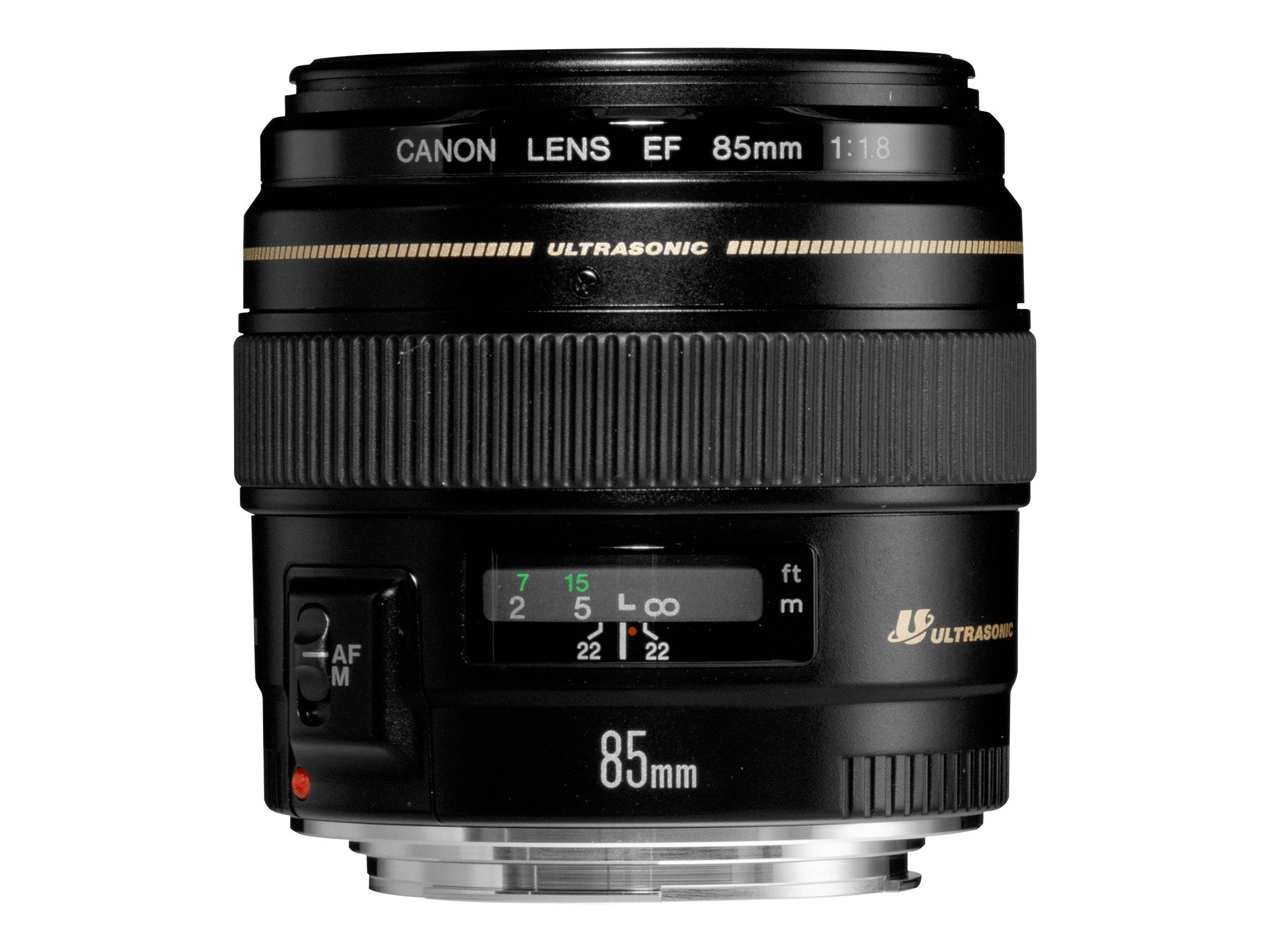 Canon EF - Teleobjektiv - 85 mm - f/1.8 USM - Canon EF