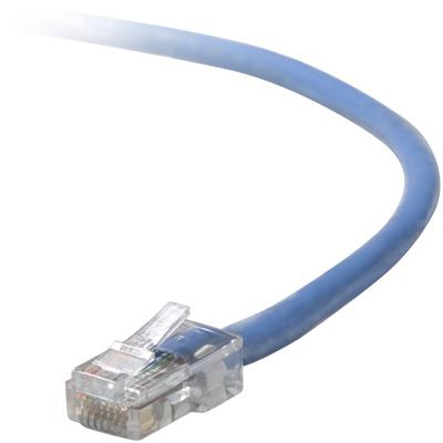Belkin CAT5e Assembled UTP Patchkabel (blau) 0,5M