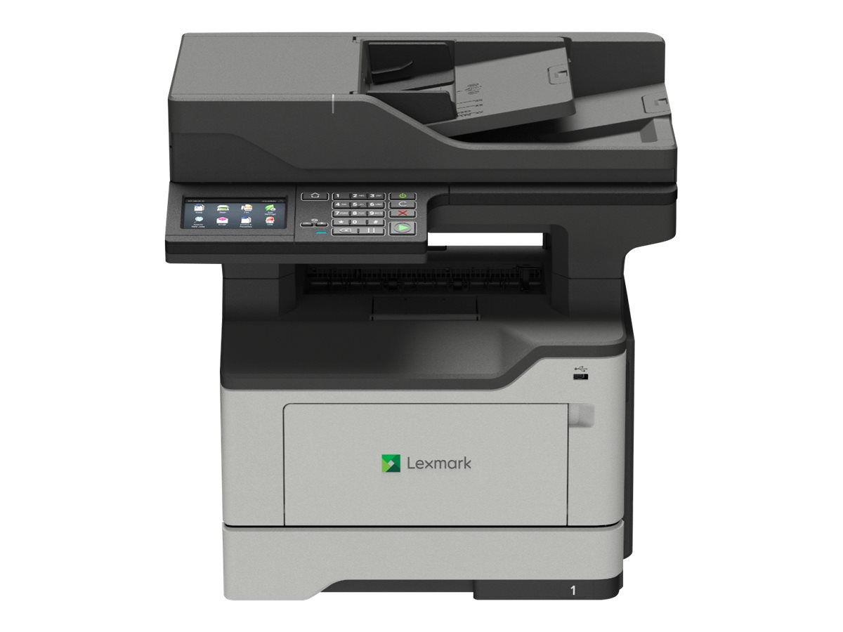 Lexmark MX522adhe - Multifunktionsdrucker - s/w - Laser - 215.9 x 355.6 mm (Original)