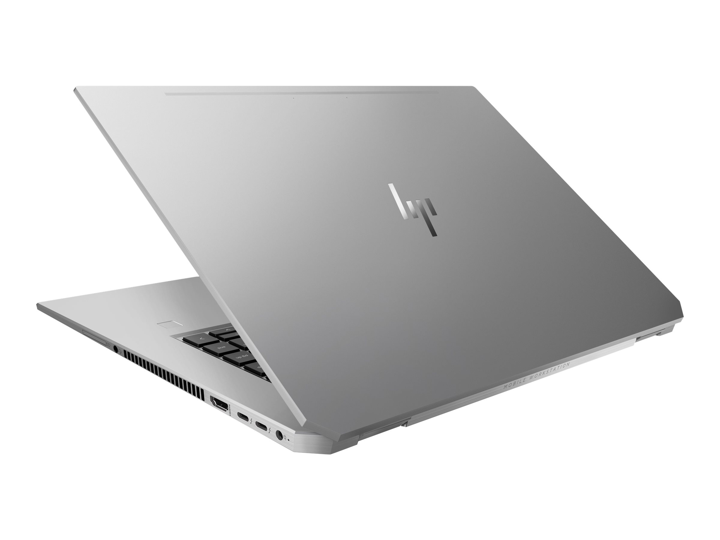 "HP ZBook Studio G5 Mobile Workstation - Core i7 9750H / 2.6 GHz - Win 10 Pro 64-Bit - 16 GB RAM - 512 GB SSD NVMe, TLC - 39.6 cm (15.6"")"