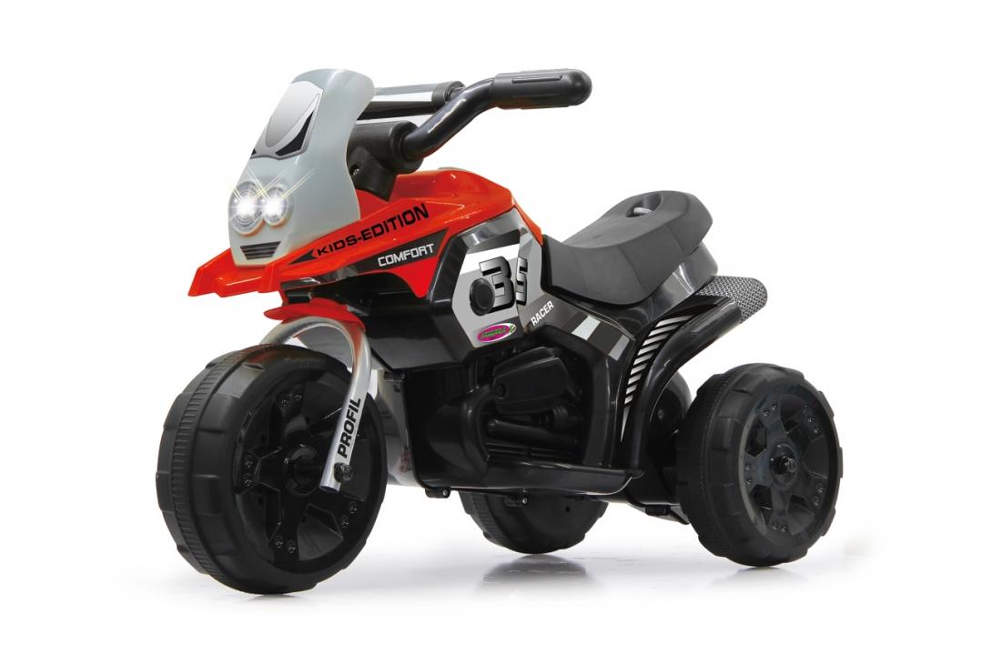 JAMARA 460227 - Drücken - Trike - Junge/Mädchen - 3 Jahr(e) - 3 Rad/Räder - Schwarz - Rot