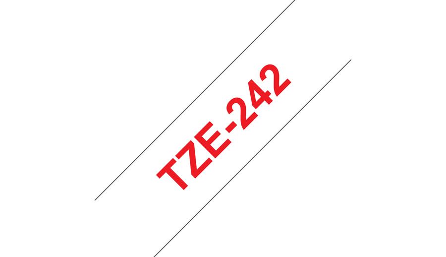 Brother TZe242 Etiketten / Beschriftungsbänder