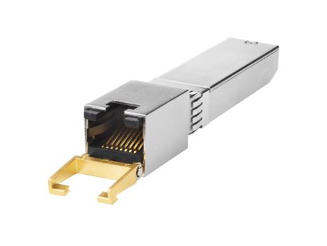 HP Enterprise 10G SFP+ 10000 Mbit/s SFP+ SFP+ Full Aluminum 13.5 mm