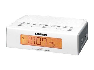 Sangean Electronics Sangean-RCR-5 - Radiouhr