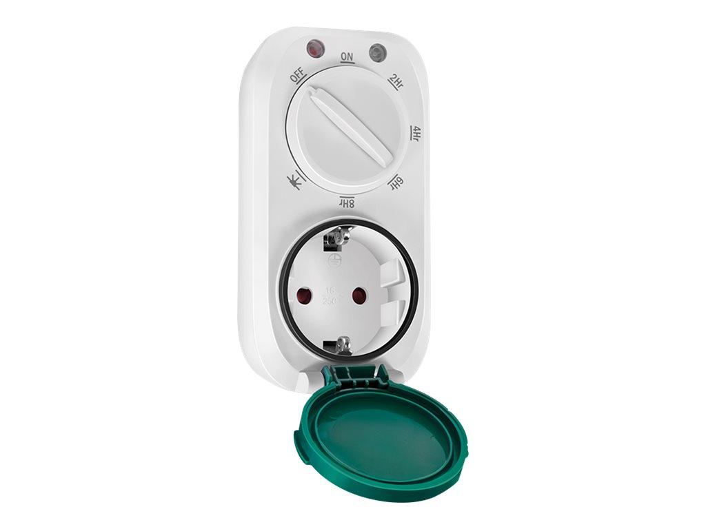 LogiLink ET0013 - Schaltersteckdose - kabelgebunden