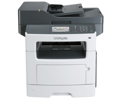Lexmark MX511de 1200 x 1200DPI Laser A4 42Seiten pro Minute Schwarz - Weiß Multifunktionsgerät