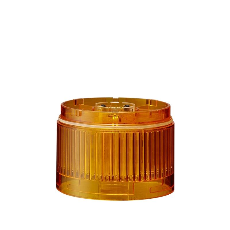 Patlite LR7-E-Y - 1 Stück(e) - Gleichstrom - 24 V - 70 mm - -20 - 50 °C - -30 - 60 °C