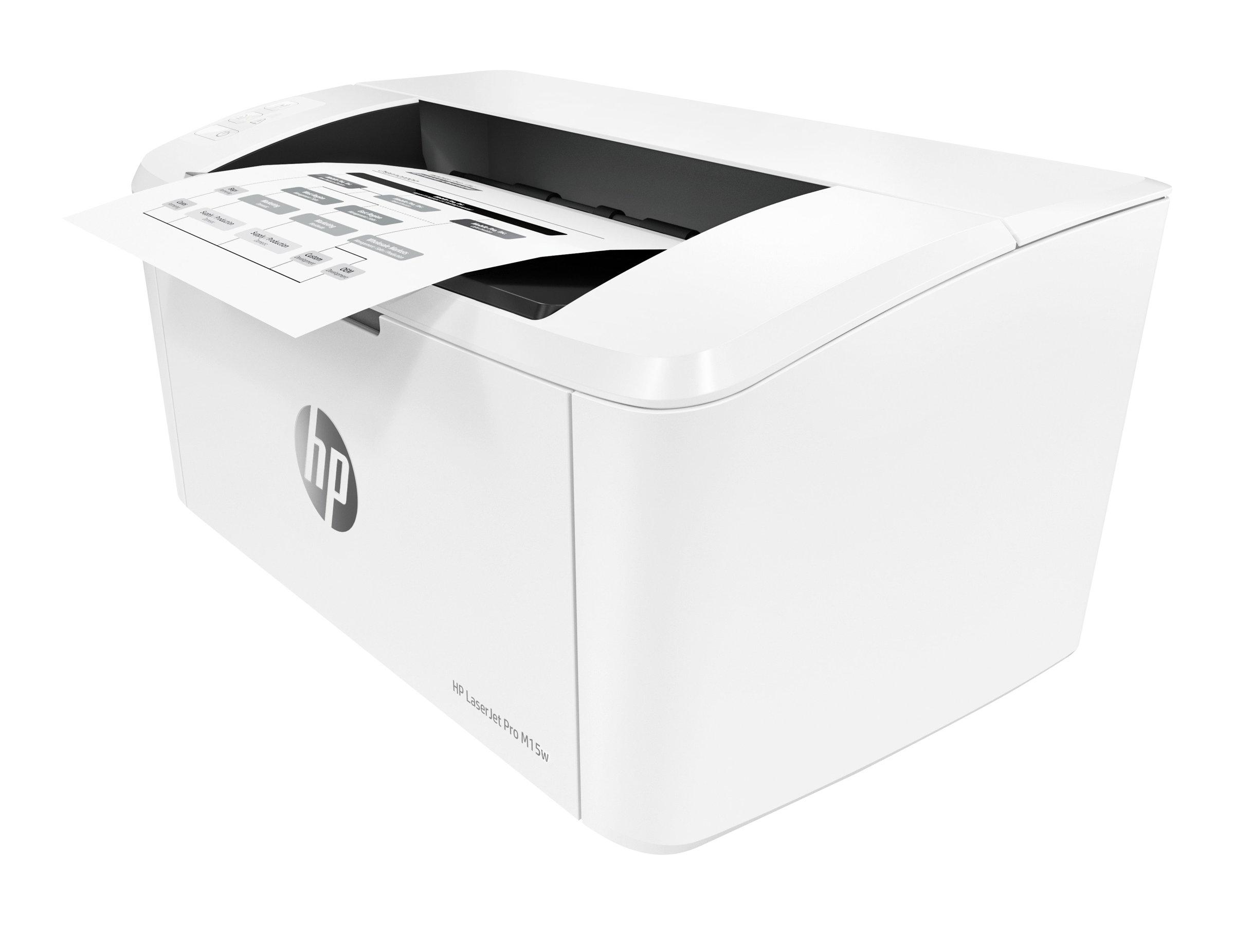 HP LaserJet Pro M15w - Drucker - monochrom - Laser