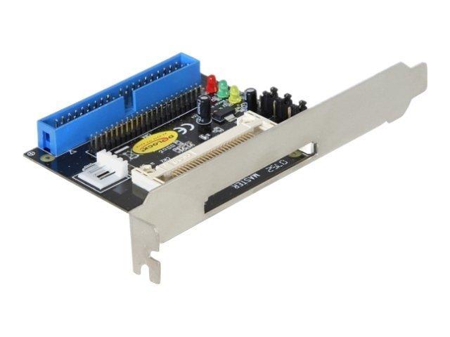 Delock IDE to Compact Flash CardReader - Kartenleser (CF I, CF II, Microdrive)