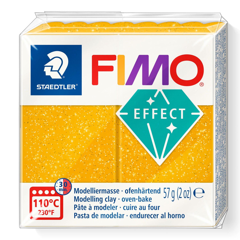 STAEDTLER FIMO 8020 - Knetmasse - Gold - Erwachsene - 1 Stück(e) - Glitter gold - 1 Farben