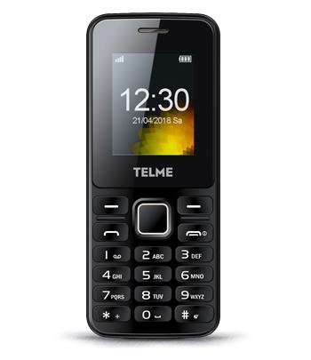 Telme T211 Dual SIM black - 800 mAh - 4,5 cm