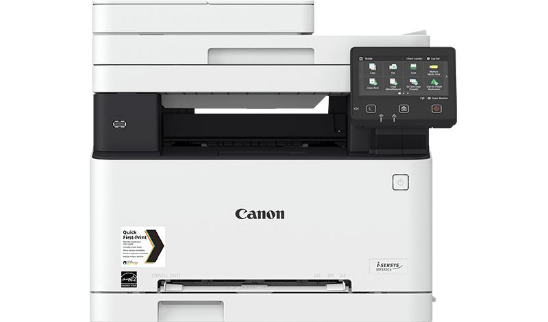 Canon i-SENSYS MF635Cx Laser/LED-Druck Fax - Farbig - 18 ppm - USB, USB 2.0