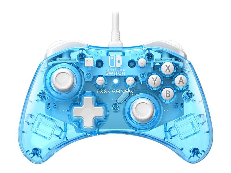 PDP Rock Candy - Game Pad - kabelgebunden - blu-merang