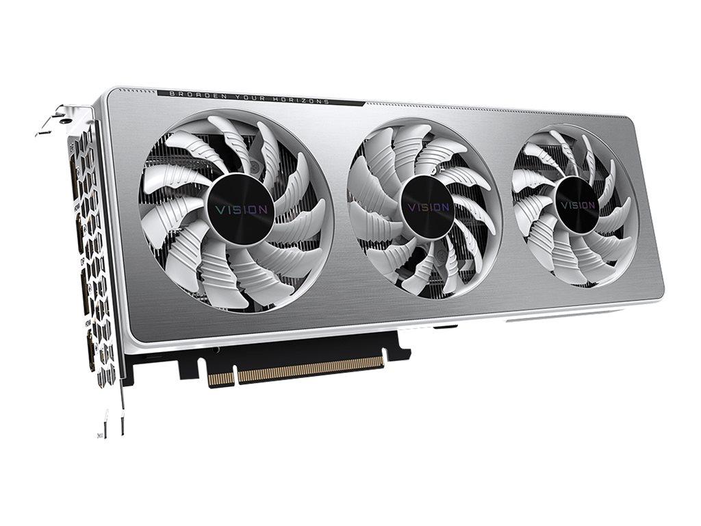 Gigabyte GeForce RTX 3060 VISION OC 12G - OC Edition