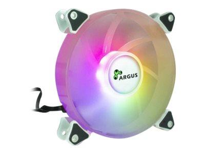 Inter-Tech Argus RS-061 RGB - Gehäuselüfter - 120 mm