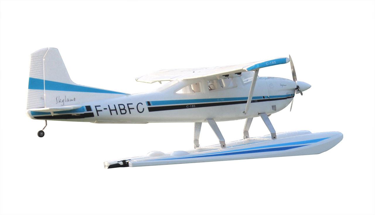 Amewi FL 1500 - Funkgesteuertes (RC) Flugzeug - Plug-N-Play(PNP) - Blau - Weiß - Elektromotor - Bürstenlos - Cessna 182