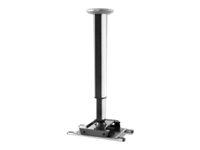 Multicel 60110 Expert Zimmerdecke Schwarz - Edelstahl Projektorhalterung