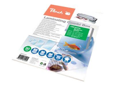 Peach 100er-Pack - Taschen für Laminierung