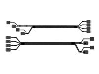 Oculink Cable Kit A2U8PSWCXCXK1 OCuLink SFF-8611 Schwarz