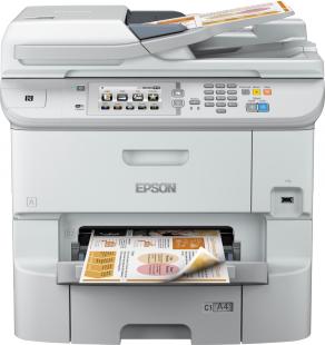 Epson WorkForce Pro WF-6590DWF - Multifunktionsdrucker - Farbe