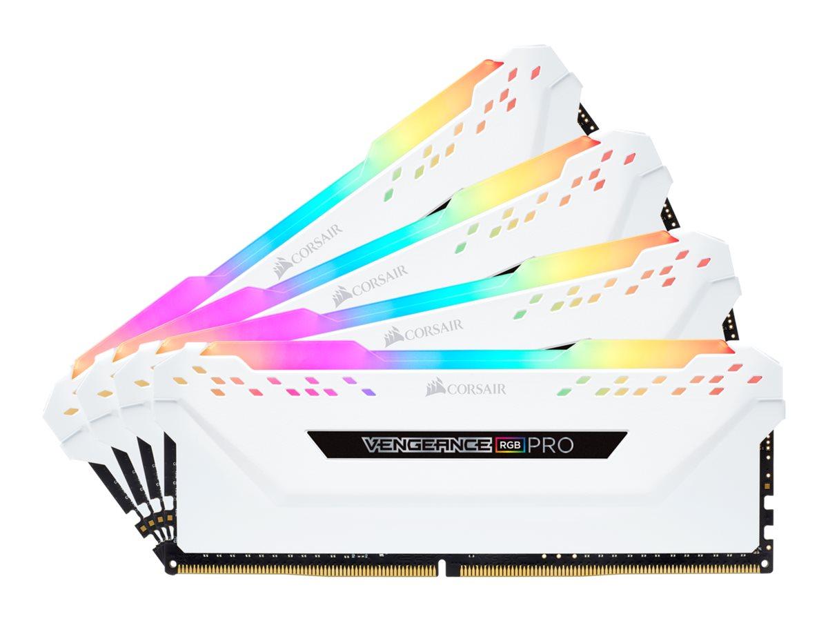 Vorschau: Corsair Vengeance RGB PRO - DDR4 - kit - 32 GB: 4 x 8 GB