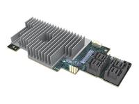 RMS3AC160 - SAS - SATA - PCI Express x8 - 12 Gbit/s - Storage Connector Module - Seite - 2000 MB