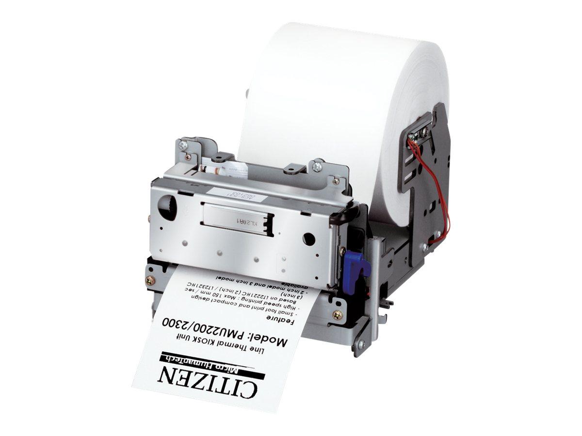 Citizen PMU2300II - Etikettendrucker - zweifarbig (monochrom)