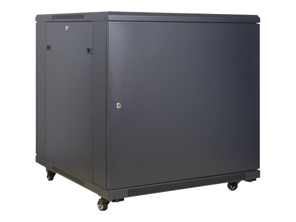 Inter-Tech SNB-8815 MESH DOOR - Schrank - Netzwerkschrank