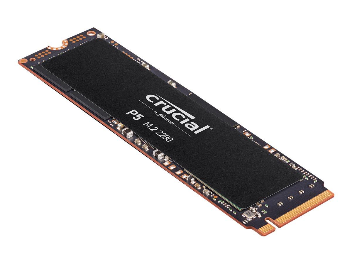 Micron Crucial P5 - 1 TB SSD - intern - M.2 2280 - PCI Express 3.0 (NVMe)