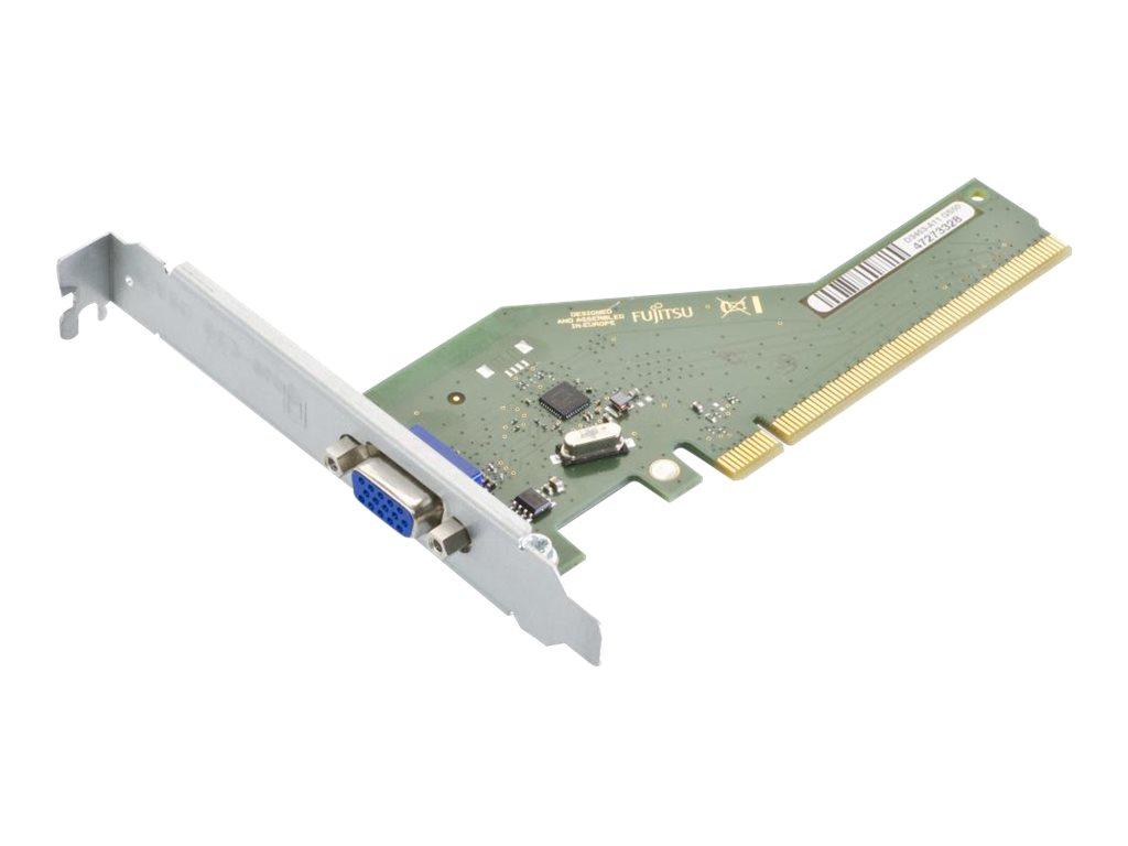 Fujitsu VGA Converter Board D3453 - Zusätzliche Schnittstellenplatine