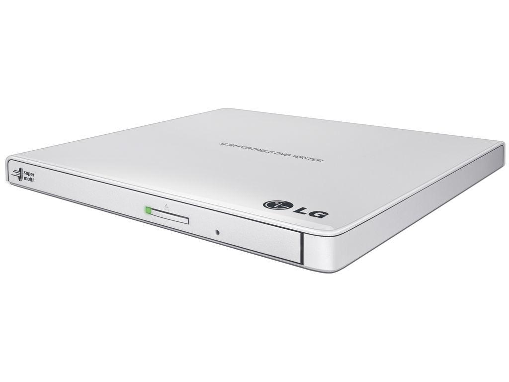 LG GP57EW40 DVD Super Multi DL Weiß Optisches Laufwerk