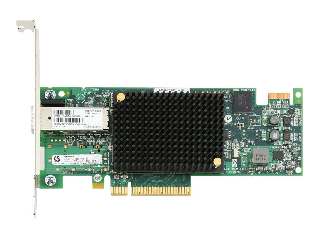HP SN1100E 16Gb 1P FC HBA (C8R38A)