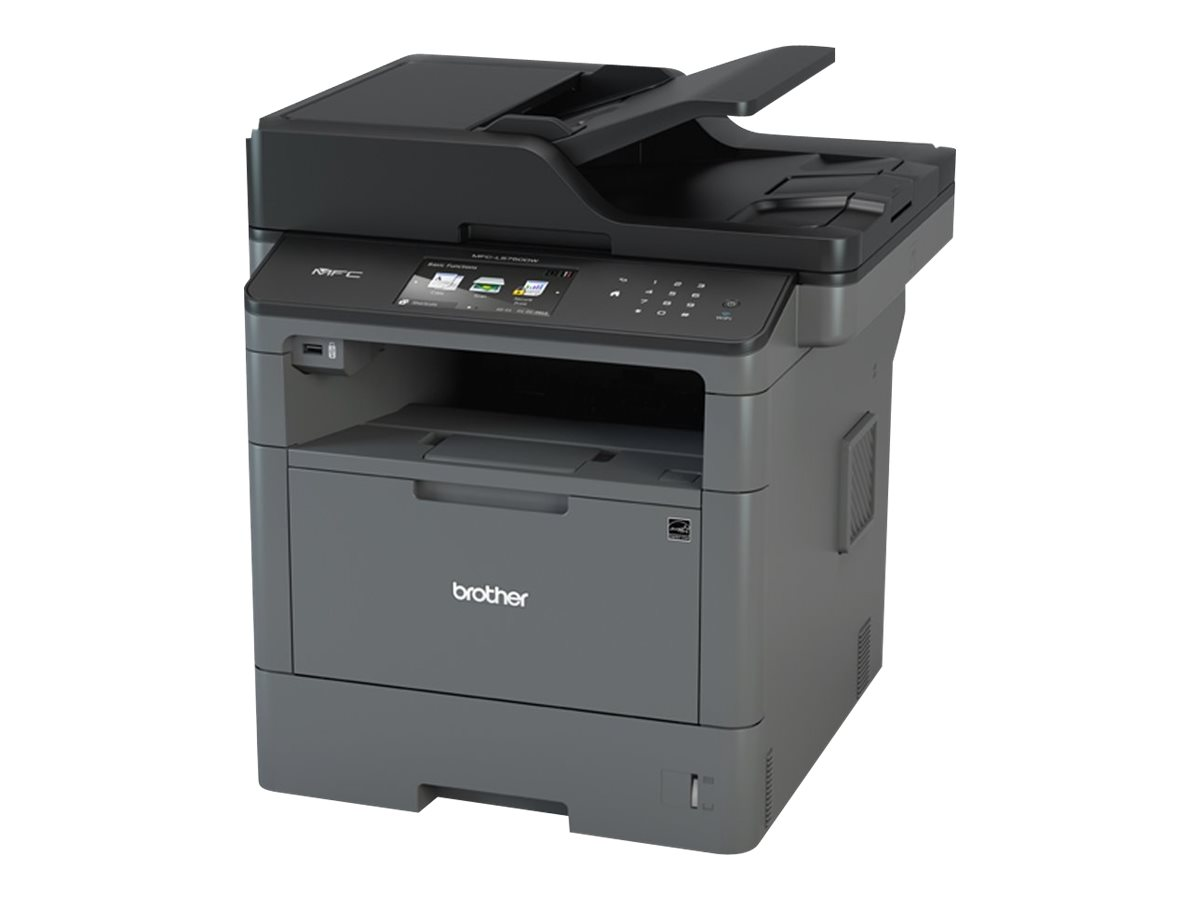 Brother MFC-L5700DN - Multifunktionsdrucker - s/w - Laser - Legal (216 x 356 mm)