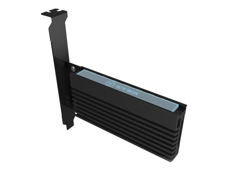 ICY BOX ICY BOX IB-PCI214M2-HSL - Schnittstellenadapter