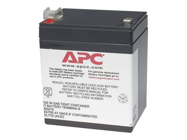 APC Replacement Battery Cartridge #46 - USV-Akku