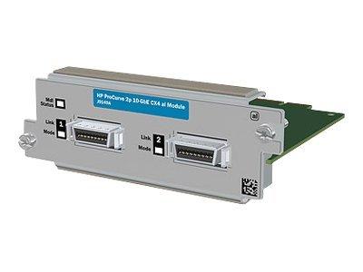 HP 2-port 10GbE CX4 al Reman Module (J9149A) - REFURB