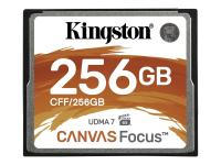 Canvas Focus Speicherkarte 256 GB Kompaktflash