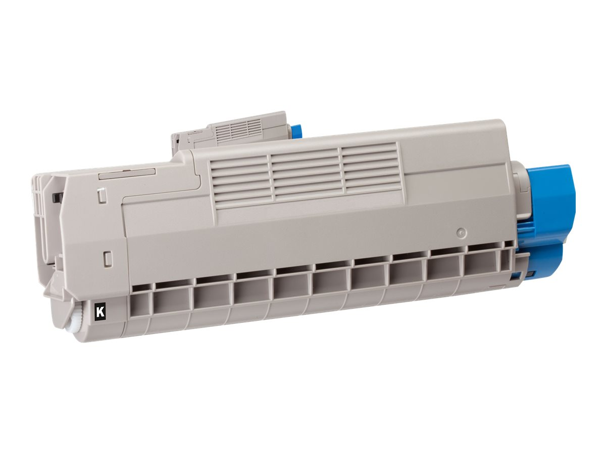 Vorschau: KMP O-T31 - Schwarz - compatible - Tonerpatrone