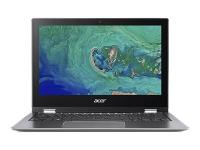 Spin 1 SP111-34N-P3AB - Flip-Design - Pentium Silver N5000 1.1 GHz - Windows 10 - Notebook - Pentium N