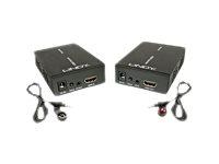 HDMI over Ethernet Extender and Distribution System 1080p (TX & RX) - Erweiterung für Video/Audio - bis zu 120 m