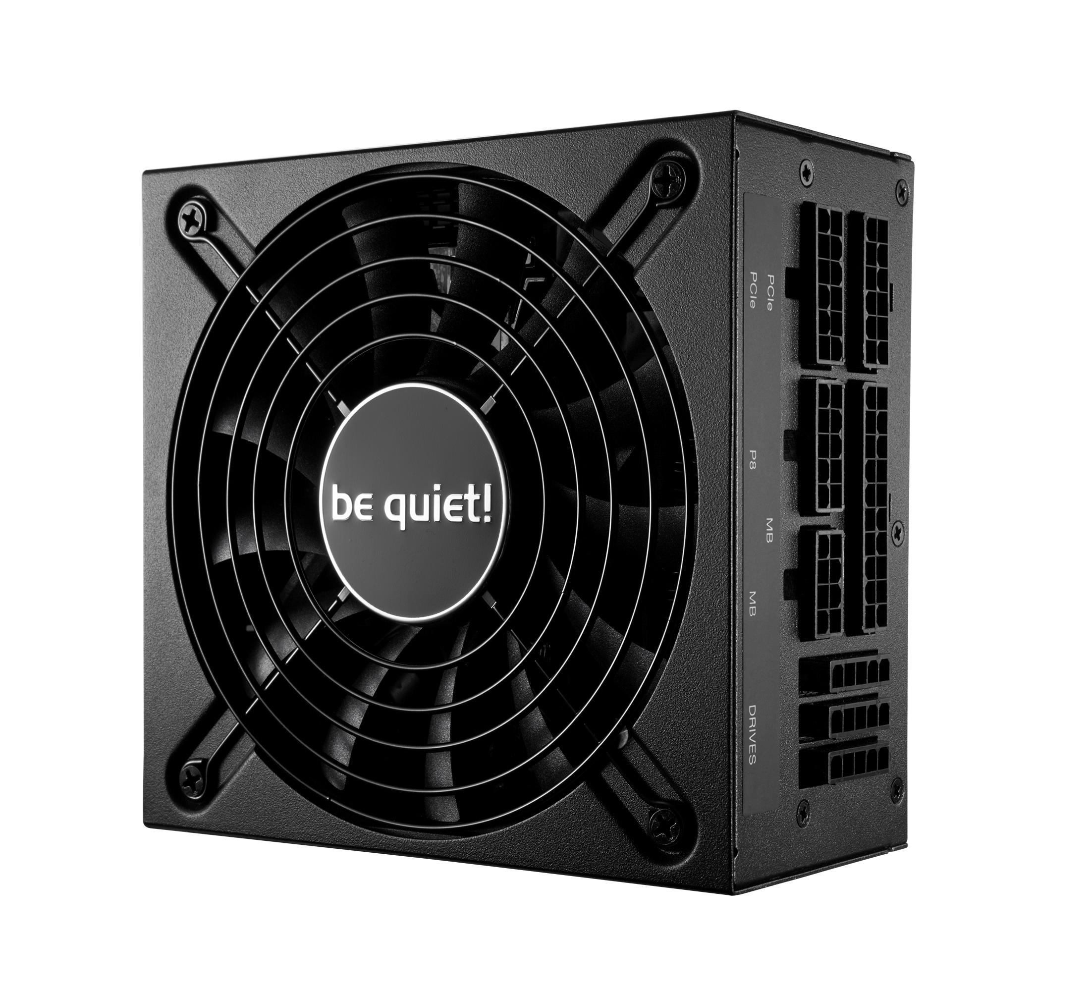 Be Quiet! SFX L Power 600W 600W SFX Schwarz Netzteil