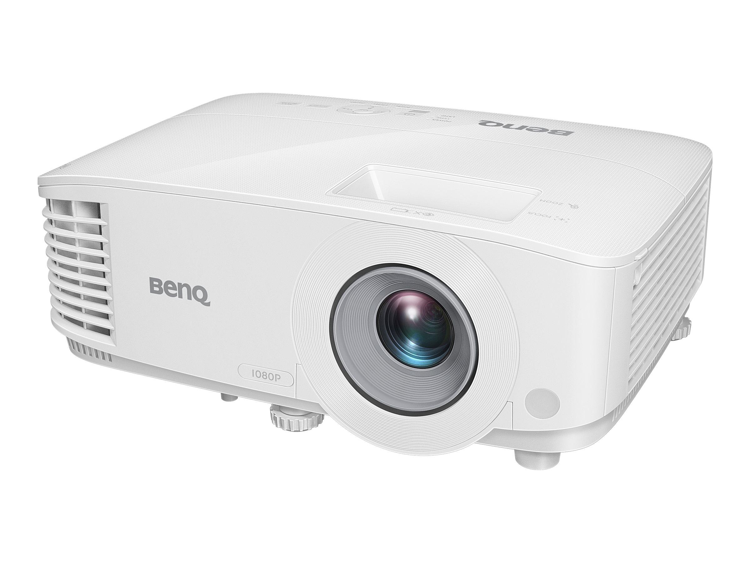 BenQ MH606 - DLP-Projektor - UHP - tragbar - 3D - 3500 ANSI-Lumen - Full HD (1920 x 1080)