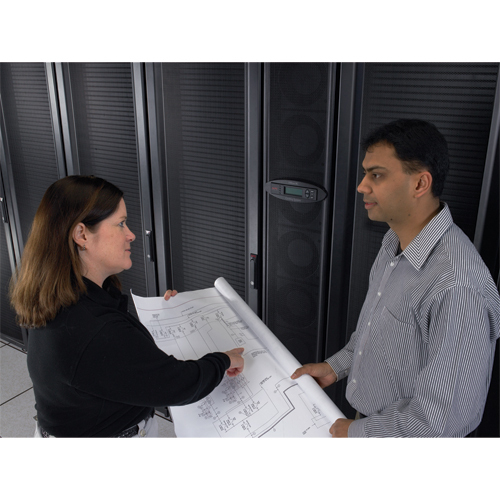 APC InfraStruXure Device Identification - Konfiguration