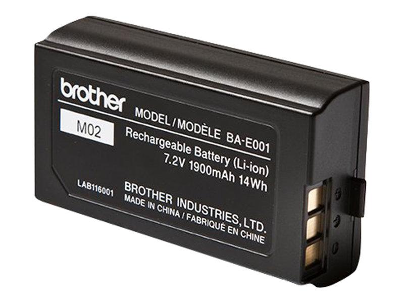 Brother BA-E001 - Drucker-Batterie