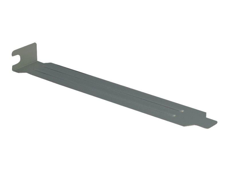 Inter-Tech PCI-Karten-Stützhalterung - Grau