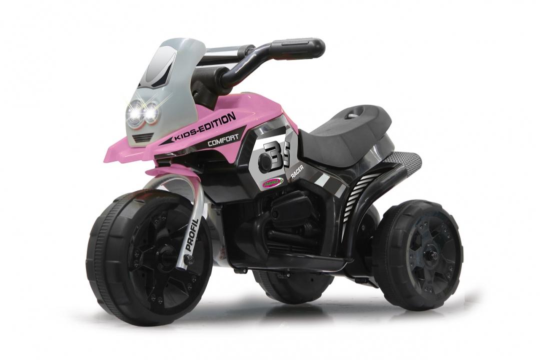 JAMARA 460228 - Drücken - Trike - Junge/Mädchen - 3 Jahr(e) - 3 Rad/Räder - Schwarz - Pink