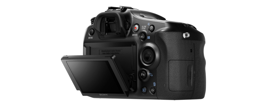 a68 ILCA-68 - Digitalkamera - SLR