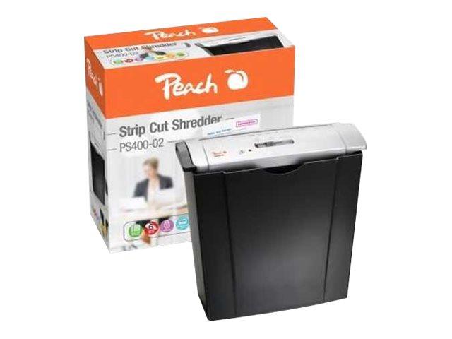 Peach PS400-02 - Vorzerkleinerer - Streifenschnitt