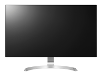 32UD89-W 32Zoll 4K Ultra HD LED Silber - Weiß Computerbildschirm LED display
