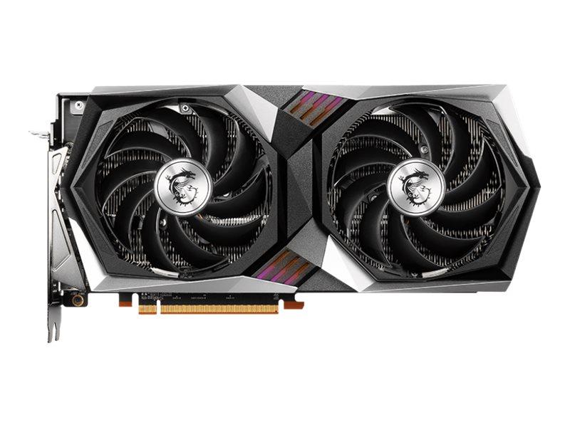 MSI Radeon RX 6700 XT GAMING X 12G - Grafikkarten